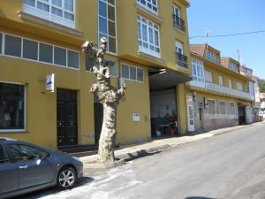 Contacto - local Talleres Unión