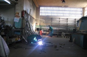 talleres union zona soldadura